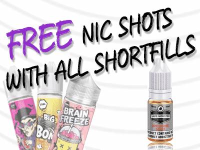 Free Nic Shots