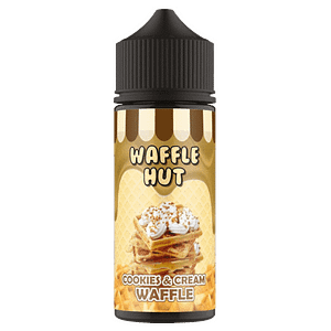 cookies and cream waffle e liquid