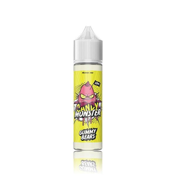 Candy Monster Gummy Bears e liquid
