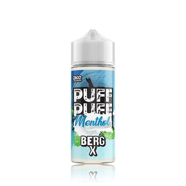 Puff Puff Bergx E Liquid