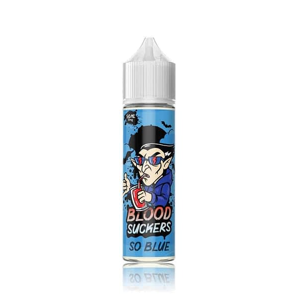 blood suckers so blue e liquid shortfill