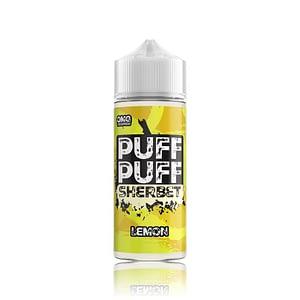 Puff Puff Lemon E Liquid