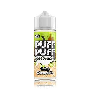 Puff Puff Mint Chocolate E Liquid
