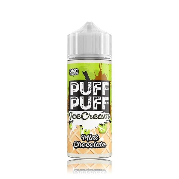 Puff Puff Mint Chocolate E Liquid