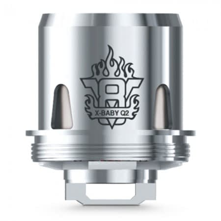 Smok TFV8 Q2 X-Baby Coils 3 Pack
