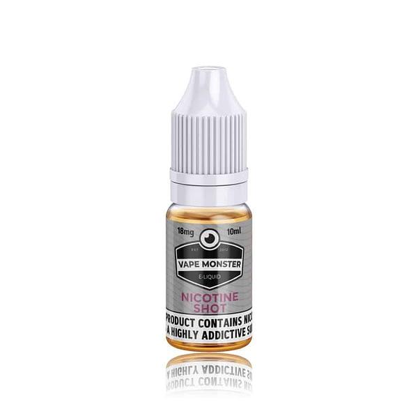 nicotine shot 70/30 18mg