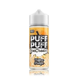 Puff Puff Toffee Fudge E Liquid