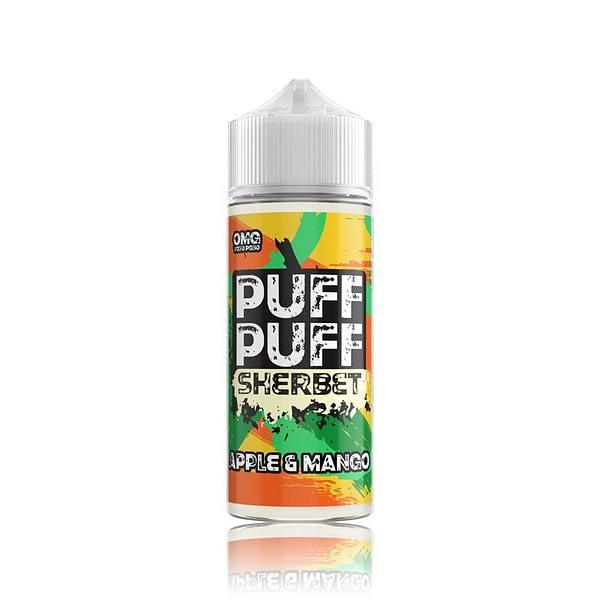 Puff Puff Apple And Mango E Liquid