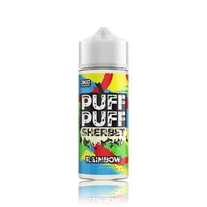 Puff Puff Rainbow E Liquid