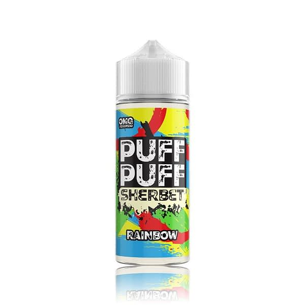 Puff Puff Rainbow E Liquid