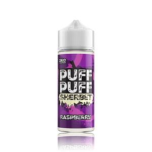 Puff Puff Raspberry E Liquid